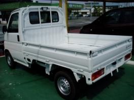 ホンダ アクティ トラック  SDX 後方
