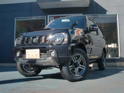 スズキ ジムニー  ランドベンチャー MT 4WD ブラック 未使用車 1枚目