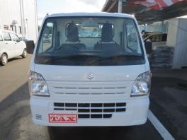 スズキ キャリイ トラック  KC AT車 10km 白 費用込89.9万円 メーカー保証 マット バイザー 2枚目
