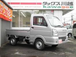 スズキ キャリイ トラック  KCエアコン・パワステ 届出済未使用車 2枚目