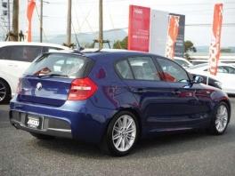BMW 1シリーズ  116i Mスポーツパッケージ  ブルー 3枚目