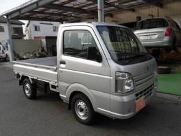 スズキ キャリイ トラック  KCエアコン・パワステ 5AGS ABS 3枚目