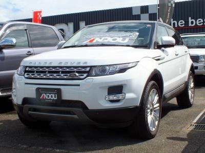 ローバー その他  プレステージ 4WD テクノロジー ホワイト 1枚目