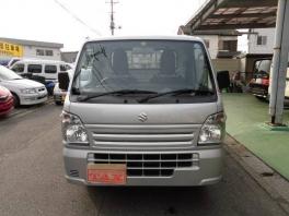 スズキ キャリイ トラック  KCエアコン・パワステ 5AGS ABS 2枚目