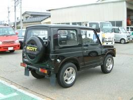 スズキ ジムニー  スコットLTD 4WD 前方
