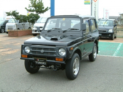 スズキ ジムニー  スコットLTD 4WD 全体