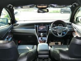 トヨタ ハリアー  2.0 プレミアム モデリスタFSR+20AW+バネ装着済 ブラック 2枚目