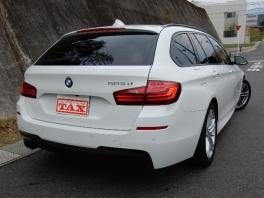 BMW 5シリーズ  523dツーリング Mスポーツ 2枚目
