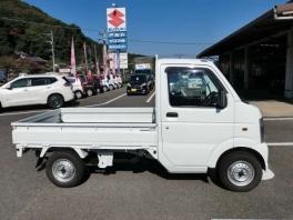 スズキ キャリイ トラック  660 KCエアコン・パワステ 3方開 4WD  ホワイト 4枚目