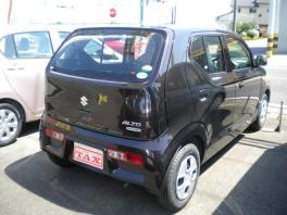 スズキ アルト  660  L 届出済未使用車 エネチャージ エコクール キーレス CD 2枚目