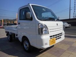 スズキ キャリイ トラック  KCエアコン・パワステ 未使用車 4WD 4枚目