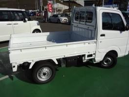 スズキ キャリイ トラック  KCエアコン・パワステ 5MT 4WD 届出済未使用車 3枚目