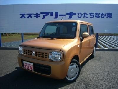 スズキ アルトラパン  660 G  オレンジ 1枚目