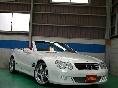 メルセデス・ベンツ SLクラス  SL50K KLEEMANコンプリート 全体