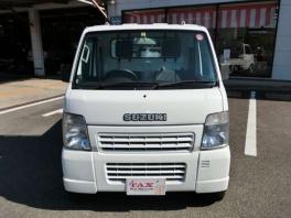 スズキ キャリイ トラック  660 KCエアコン・パワステ 3方開 4WD  ホワイト 3枚目