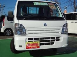 スズキ キャリイ トラック  KCエアコン・パワステ 5MT 4WD 届出済未使用車 2枚目