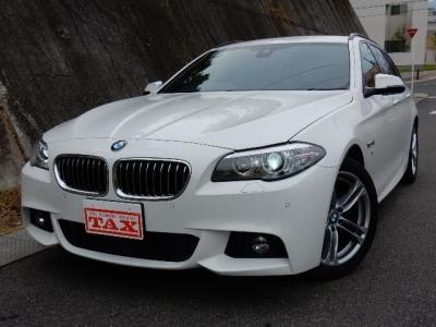 BMW 5シリーズ  523dツーリング Mスポーツ 1枚目