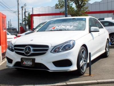 メルセデス・ベンツ Eクラス  E250 アバンギャルド ベーシックPKG ホワイト 1枚目