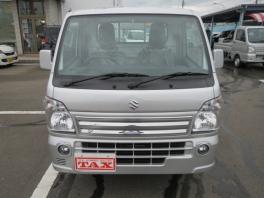 スズキ キャリイ トラック  KX 4WD シルバー 上級グレード 7km 費用込96.9万円 装備充実  2枚目