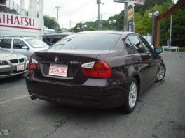 BMW その他  320i ハイラインパッケ−ジ 純正DVDナビ  3枚目