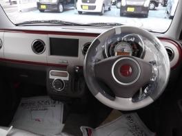 スズキ アルトラパン  ショコラX 未使用車 ホワイトルーフ HIDライト スマートキー 3枚目