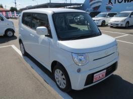 スズキ MRワゴン  X 11km パール白 費用込109.9万円 メーカー保証 マット バイザー 3枚目