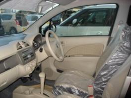 スズキ アルト  GS ABS付き 内部