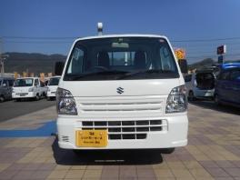 スズキ キャリイ トラック  KCエアコン・パワステ 未使用車 4WD 2枚目