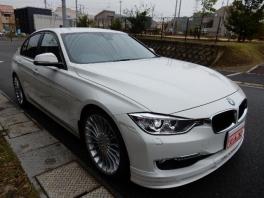 BMWアルピナ その他  D3 ビターボ リムジン 右H OP20AW フルセグTV 1オナ 4枚目