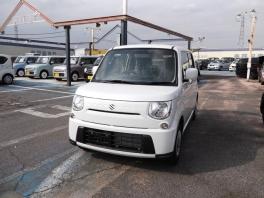 スズキ MRワゴン  L 未使用車 純正エアロ スマートキー アイドリングストップ 4枚目