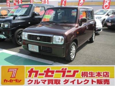スズキ アルトラパン  G エディション 自社買取車 純正アルミホイール CDMD 1枚目