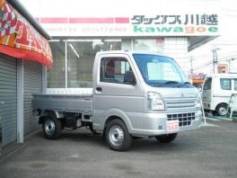 スズキ キャリイ トラック  KCエアコン・パワステ 届出済未使用車 オートマ 2枚目