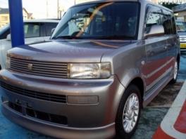 トヨタ BB  S-Xバージョン 前方