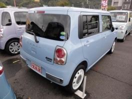 スズキ アルトラパン  660 ショコラ G 届出済未使用車メーカー保証付 ブルー 2枚目