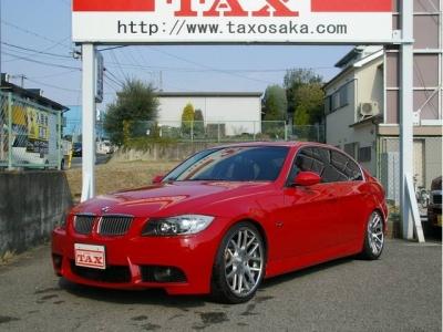 BMW その他  330i M3LOOKバンパー 車高調 19インチアルミ 1枚目
