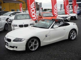 BMW Z4  ロードスター2.5i 電動オープン ホワイト 3枚目