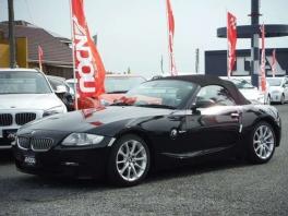 BMW Z4  ロードスター3.0si 電動オープン ブラック 2枚目