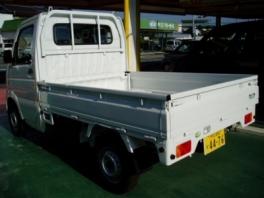 スズキ キャリイ トラック  KC 4WD 後方