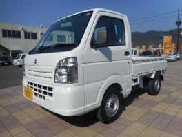 スズキ キャリイ トラック  KCエアコン・パワステ 未使用車 4WD 3枚目