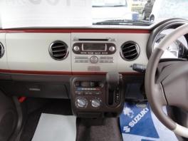 スズキ アルトラパン  660 ショコラ G 届出済未使用車メーカー保証付 ブルー 4枚目