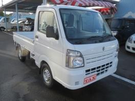 スズキ キャリイ トラック  KC AT車 10km 白 費用込89.9万円 メーカー保証 マット バイザー 3枚目