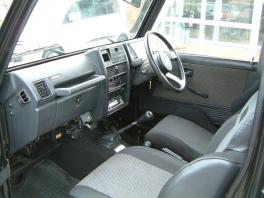 スズキ ジムニー  スコットLTD 4WD 内部