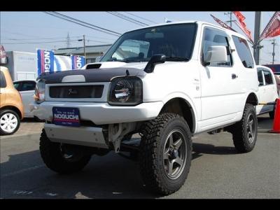 スズキ ジムニー  XG 4WD 1枚目