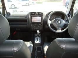 スズキ ジムニー  660 クロスアドベンチャー XC 4WD 1オーナー ブルーイッシュブラックパ 2枚目
