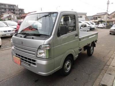 スズキ キャリイ トラック  KCエアコン・パワステ 5AGS ABS 1枚目