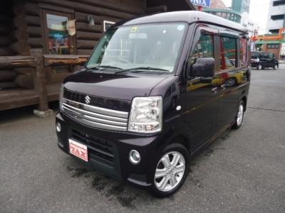 スズキ エブリィ ワゴン  660 PZターボスペシャル  ブラック 1枚目