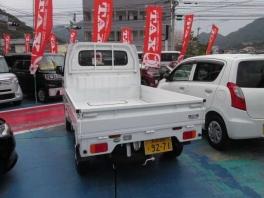 スズキ キャリイ トラック  660 KCエアコン・パワステ 3方開 4WD  ホワイト 2枚目
