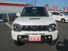 スズキ ジムニー  660 ランドベンチャー 4WD 特別仕様車 オートマ車 パールホワイト 3枚目