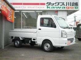 スズキ キャリイ トラック  KCエアコン・パワステ オートギアシフト 2枚目