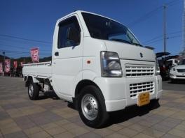 スズキ キャリイ トラック  KCエアコン・パワステ 4WD デフロック 4枚目
